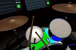 《即兴演奏VR》(Jam Session VR)游戏
