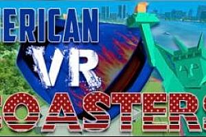 《美国过山车VR》(American VR Coasters)