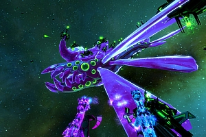 《空间巨龙》(Space Dragon)VR 游戏下载