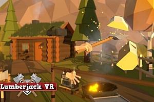 steamPC VR游戏《伐木工人VR》(Lumberjack VR)游戏下载