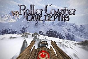 steamPC VR游戏《洞穴深度VR》( Roller Coaster – Cave Depths)VR过山车游戏下载