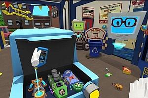 工作模拟器VR游戏4K画质体验视频 (2021)