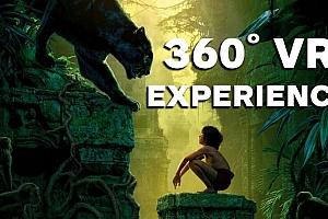 《奇幻森林》360度VR全景视频体验动物森林【上下格式】