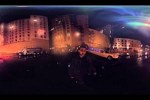 周末-山丘混音的壮举。Eminem360度VR视频全景下载