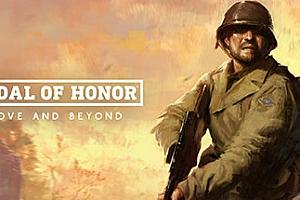 荣誉勋章™:超越巅峰汉化中文版1.21(Medal of Honor™: Above and Beyond)游戏下载