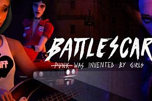 Oculus Quest游戏《朋克女孩/纽约摇滚VR》BATTLESCAR: Punk Was Invented By Girls VR动漫游戏下载