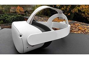 oculus quest2 舒适简易头戴3D打印模型下载