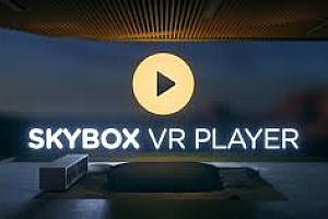 SKYBOX VR 视频播放器 PC电脑端汉化版免费下载