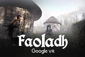 360°全景VR视频-Faoladh -古代爱尔兰电影VR 【上下格式】