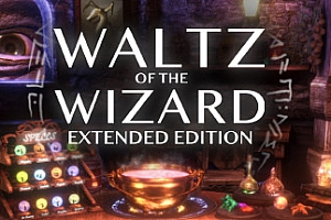 Oculus Quest 游戏《巫师华尔兹VR》Waltz of the Wizard: Extended Edition VR游戏下载