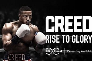 Oculus Quest 游戏《荣耀擂台VR》Creed: Rise to Glory VR 游戏下载