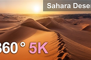 360°VR全景视频:阿尔及利亚撒哈拉沙漠 (2021)