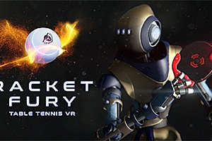 Oculus Quest 游戏《狂暴球拍乒乓球》Racket Fury: Table Tennis VR 游戏免费下载