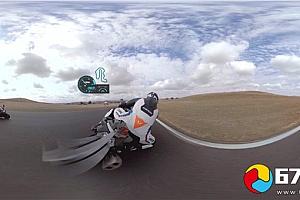 全景360°VR视频:重机车摩托车竞赛车极限运动VR全景视频下载
