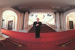 360°VR全景视频:参观白金汉宫 英国VR视频高清下载