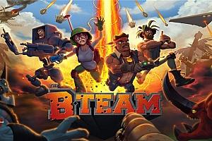 Oculus Quest版《B小队》B-Team VR游戏下载