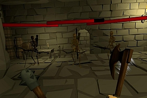 Oculus Quest版VR游戏《百夫斩击》SlashMates 游戏免费下载