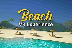 Oculus Quest 游戏《阳光沙滩VR》Beach VR Experience 游戏免费下载
