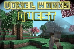 Oculus Quest 游戏《像素世界VR》Voxel Works Quest (Prototype) 免费下载