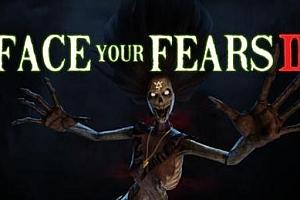 Oculus Quest游戏《征服恐惧2》Face Your Fears2 VR恐怖破解版游戏下载