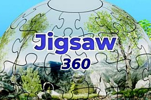 Oculus Quest游戏《360°拼图》Jigsaw 360°  (Oculus Quest VR +手部追踪)益智VR游戏下载