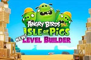 Oculus Quest 游戏《愤怒的小鸟VR:猪岛》Angry Birds VR: Isle of Pigs VR游戏下载