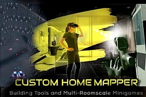 Oculus Quest 版游戏《房间编辑器》Custom Home Arcade Mapper VR游戏下载