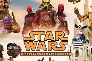 Oculus Quest VR游戏《星球大战:银河边缘的故事》Star Wars:Tales from the Galaxy's Edge 英文最新版下载