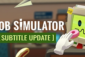 Oculus Quest 游戏《工作模拟器VR》Job Simulator 必玩VR游戏破解版下载