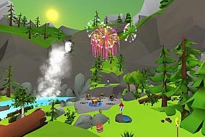Oculus Quest游戏《烟花和寒意VR》Fireworks & Chill VR游戏下载
