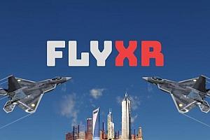 Oculus Quest VR游戏《开飞机VR》Fly XR 开战斗机VR游戏破解版下载
