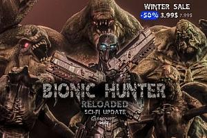 Oculus Quest 游戏《恐怖猎人VR》Bionic Hunter Reloaded VR恐怖射击游戏下载