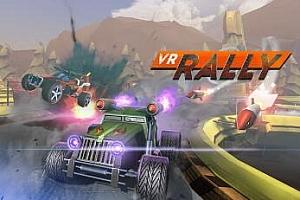 Oculus Quest 版《VR拉力赛》VR Rally 赛车VR游戏破解版下载