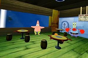 Oculus Quest大厅主题:海绵宝宝+节奏光剑+林中树屋,虚拟主题包