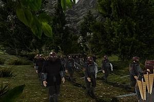 steamPC VR游戏《自由国度VR》中世纪雇佣兵团Free Company VR 游戏下载