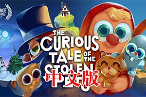 Oculus Quest 游戏《被盗宠物之谜VR》The Curious Tale of the Stolen Pets VR益智游戏下载