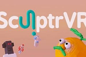 Oculus Quest 游戏《3D绘画VR画画》SculptrVR 儿童益智VR游戏免费下载