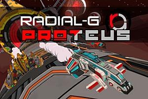 Oculus Quest 游戏《管道赛车VR》-Radial-G: Proteus VR科幻风格游戏破解版下载