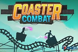 Oculus Quest 游戏《云霄飞车VR》Coaster Combat VR游戏下载