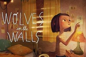 Oculus Quest 动漫VR游戏《墙壁里的狼》VR Wolves in the Walls 游戏破解版下载