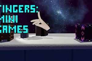 Oculus Quest 游戏《迷你手控VR》Fingers: Mini Games VR手势控制游戏下载