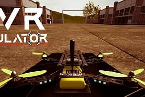 Oculus Quest 游戏《模拟无人机飞行VR》DVR SimulatorVR 游戏下载