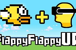 Oculus Quest 游戏《像素小鸟VR》Flappy Flappy VR 游戏
