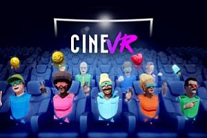 Oculus Go/Quest 在线影视应用《CineVR》多人在线影院 VR电影播放器软件下载