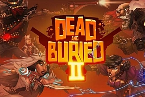 Oculus Quest 游戏《长眠地下2VR》Dead and Buried II VR游戏联机破解版下载
