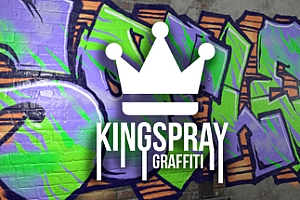 Oculus Quest 游戏《涂鸦模拟器VR》Kingspray GraffitiVR 儿童益智绘画游戏下载