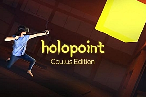 Oculus Quest 游戏《全息箭靶VR》Holopoint: Oculus Edition VR射弓箭游戏下载