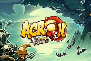 Oculus Quest 游戏《松鼠大作战VR》Acron Attack of the SquirrelsVR 游戏下载