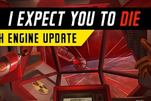 Oculus Quest 游戏《我希望你死VR》I Expect You To Die VR游戏下载