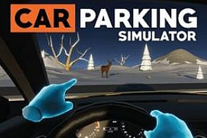 Oculus Quest 游戏《停车场模拟器VR》Car Parking SimulatorVR驾车游戏下载